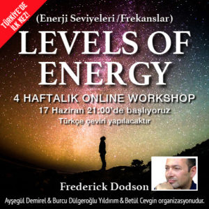 Levels Of Energy (Enerji Seviyeleri/Frekanslar)